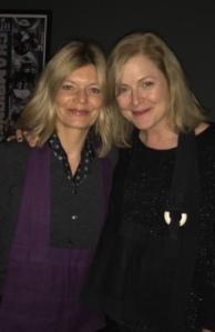 Tania and Carole